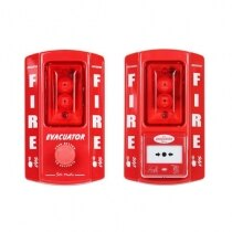 Evacuator Sitemaster Alarms