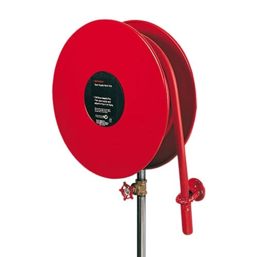 19mm Fixed Manual Fire Hose Reel and Hose