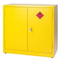 Double Flammable Liquid Cabinet - Medium