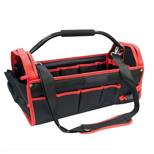 Heavy Duty Tote-Style Tool Bag - 18""