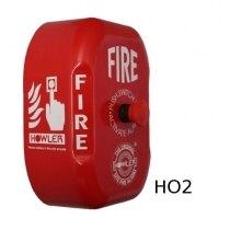 Howler HO2 Site Alarm