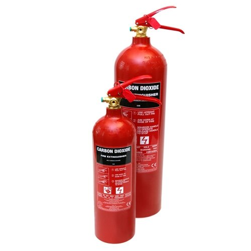 Refurbished 2kg & 5kg CO2 Fire Extinguishers