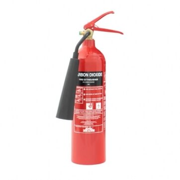 Image of the Jewel Saffire 2kg CO2 Fire Extinguisher