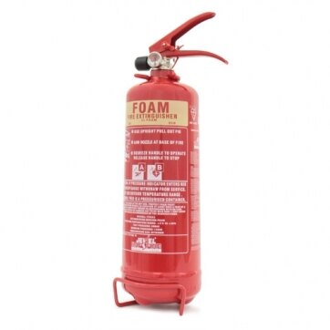Image of the Jewel Saffire 2ltr AFFF Foam Fire Extinguisher