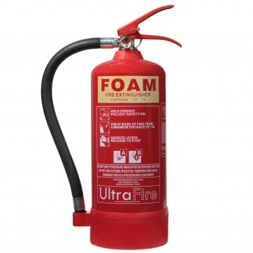 Image of the Ultrafire 3ltr AFFF Foam Fire Extinguisher