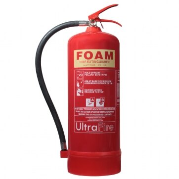 Image of the Ultrafire 9ltr AFFF Foam Fire Extinguisher