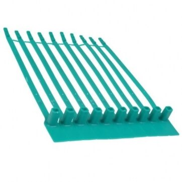 Image of the Fire Door Seals - Strips of 10