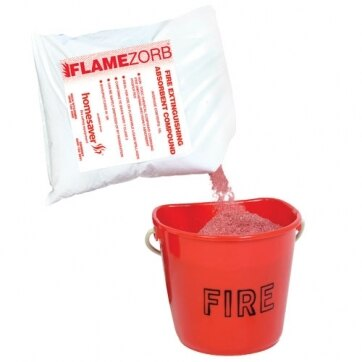 Image of the Flamezorb Absorbent Spill Sand