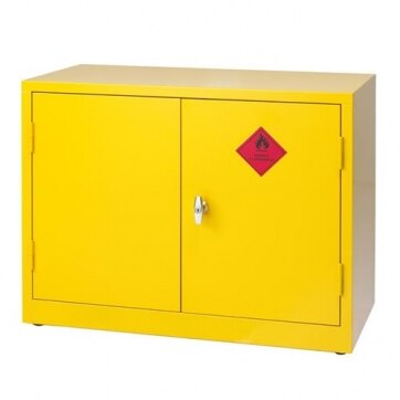Image of the Double Door Flammable Liquid Storage Cabinets
