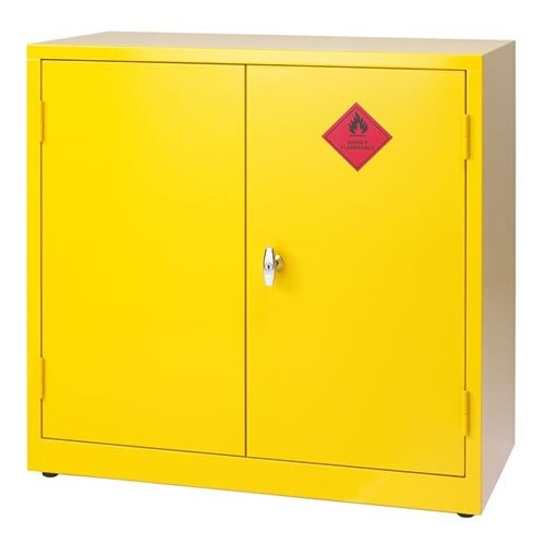 Double Flammable Liquid Cabinet   Small Double Flammable Liquid Cabinet    Medium ...