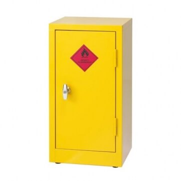 Image of the Flammable Liquid Storage Cabinets