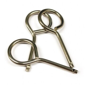 Image of the Jewel Extinguisher Pins