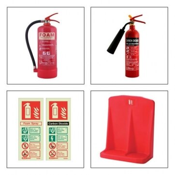 Image of the Office Fire Extinguisher Deal - Basic