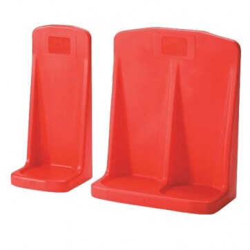 Image of the Rotationally Moulded Triple Fire Extinguisher Stands