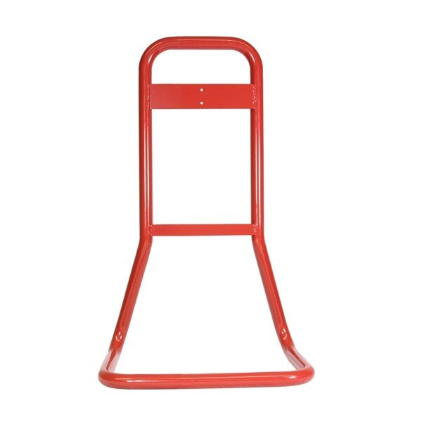 Image of the Single Red Metal Fire Extinguisher Stand - UltraFire
