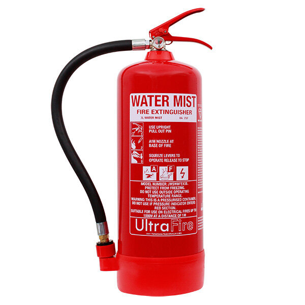 Image of the 3ltr Dry Water Mist Extinguisher