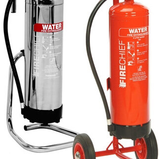 Fire Extinguisher Stands and Trolleys